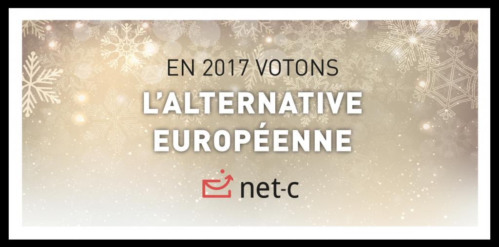 Bonne année 2017 avec Net-C