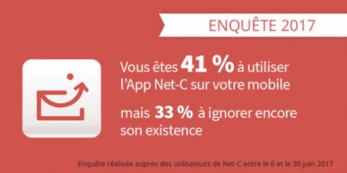 App mobile Net-C